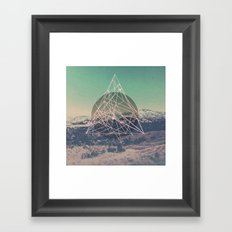 Trip Framed Art Print