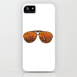 Gonzo Vision iPhone Case