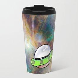 UFO Nebula {Unidentified Flying Object} Travel Mug