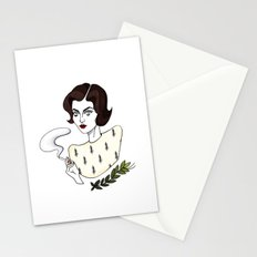audrey horne II Stationery Cards