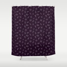 You're a wizard... Shower Curtain
