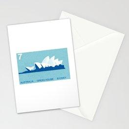 1973 AUSTRALIA Sydney Opera House Stamp Stationery Cards