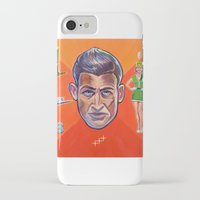 pilot iPhone & iPod Cases featuring Pilot by Terry Luc