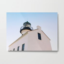 Light the Lighthouse Metal Print