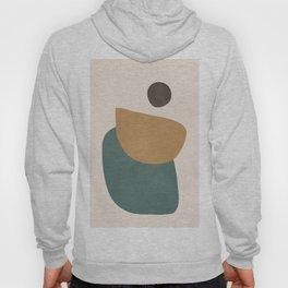 Abstract Minimal Shapes III Hoody