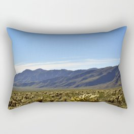 Cholla Gardens Rectangular Pillow