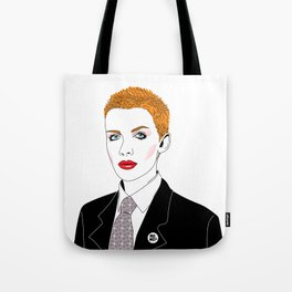 Annie Lennox Tote Bag