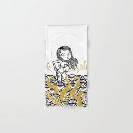 Panic Hand & Bath Towel