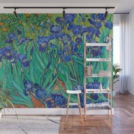 Vincent van Gogh - Irises Wall Mural