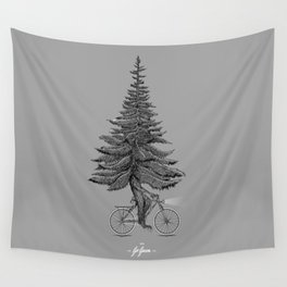 Go Green Wall Tapestry