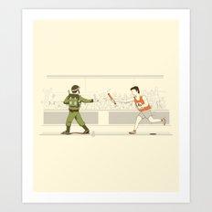 Race of War Art Print