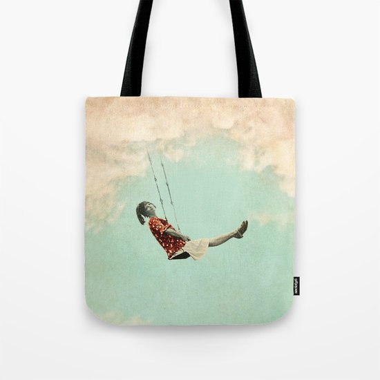 Mary's Breath of Heaven Tote Bag