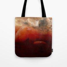 Fire Scale Tote Bag