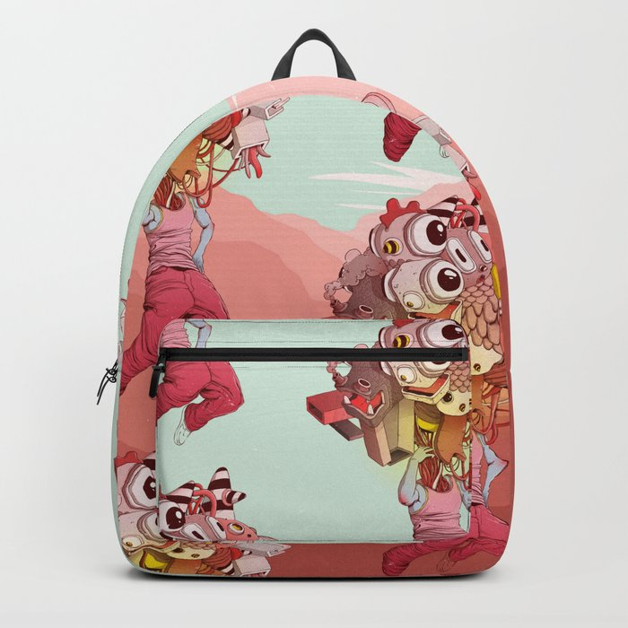 To Good at Goodbyes Backpack