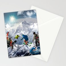 High People Stationery Cards
