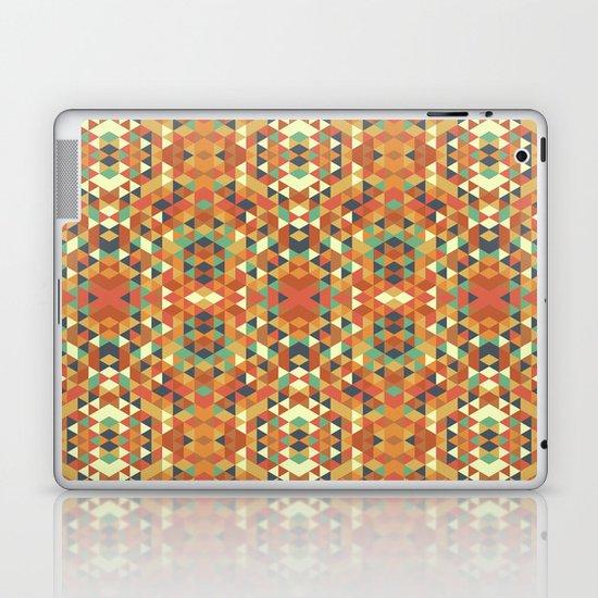 Aztec Quilt Laptop & iPad Skin