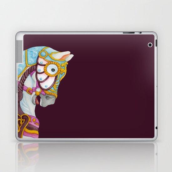 Carousel Horse - Clara Laptop & iPad Skin