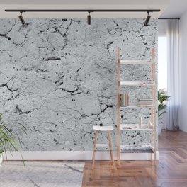 Old Stone Wall - textured III Wall Mural