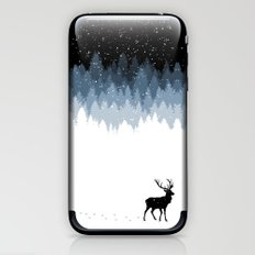 Winter Night iPhone & iPod Skin