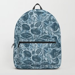 Arabella - Washed Indigo Backpack