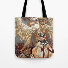 Corruption Tote Bag