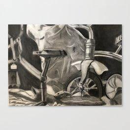 1st Real Still Life Canvas Print