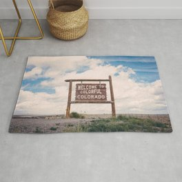 Welcome to Colorful Colorado Rug