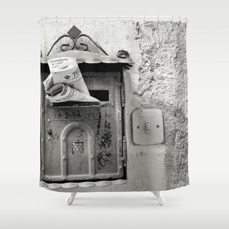 You've Got Mail Shower Curtain by Zenz CTN7987155