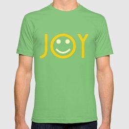 JOY inspired SMILEY Face T-shirt
