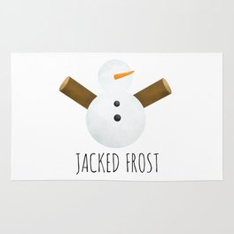 Jacked Frost Rug