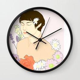 ryan ross Wall Clock