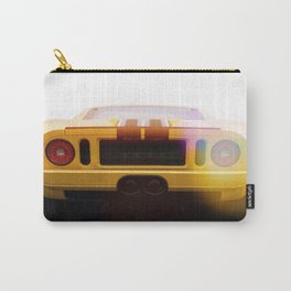 illustration of a classic GT 40 Carry-All Pouch