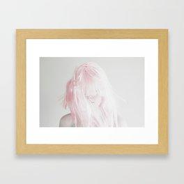 tones colour Framed Art Print