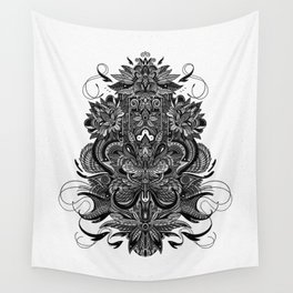 Enchanted Purpose Wall Tapestry