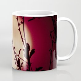 Red Red Moon Wine Coffee Mug