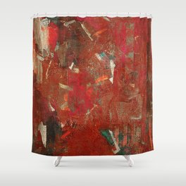 Dies Irae Shower Curtain