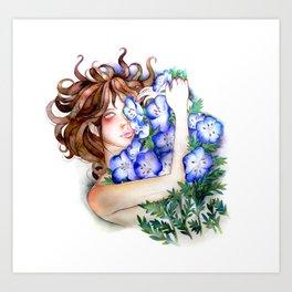 Baby Blues Art Print