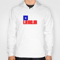 chile Hoodies featuring Chile by Skiller Moves