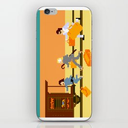How Can A Train Be Lost? iPhone Skin