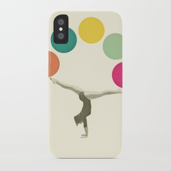 Gymnastics II iPhone Case