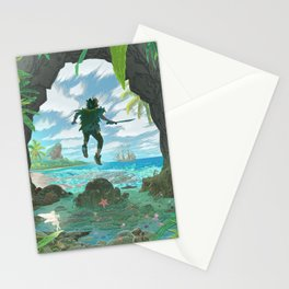Pan - Classic Edition Stationery Cards