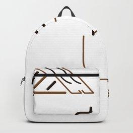 Coffee Shop Backpack