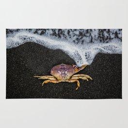 Colorful Crab Rug