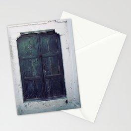 Santorini Door II Stationery Cards