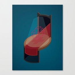 Searchlight Canvas Print
