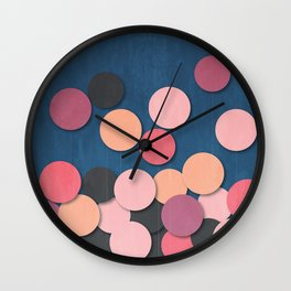 Celebration! Wall Clock