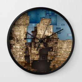 Water World Wall Clock