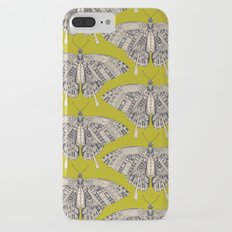 swallowtail butterfly citron basalt iPhone 7 Plus Slim Case