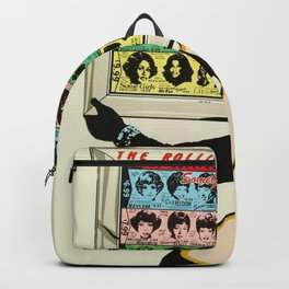 Vintage 1978 Rolling Stones - Some Girls - Concert Poster - Store Display Backpack