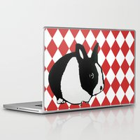 floyd Laptop & iPad Skins featuring Floyd by Tooter